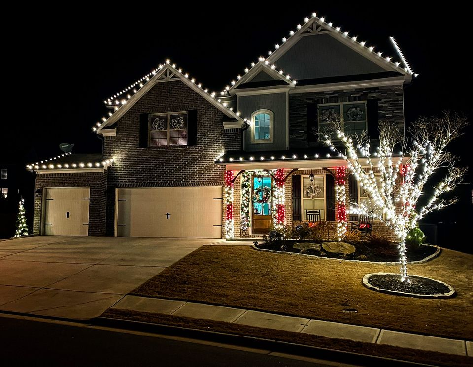 outdoor led lighting roswell